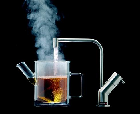 Kochend Wasser Hahn Quooker Stilpunkte