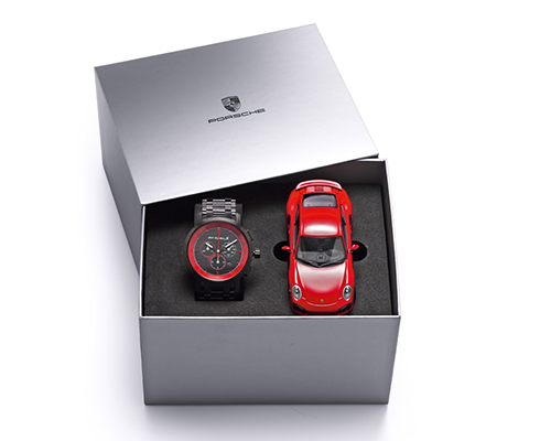 Porsche Design - Chronograph 911 Turbo S Classic, Set – Limited Edition