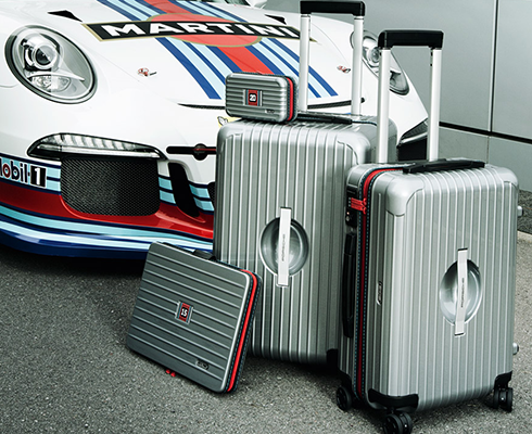 Porsche Design - PTS Trolley 4 - Martini Racing