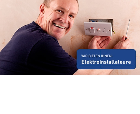 - Elektriker/in für Hilden