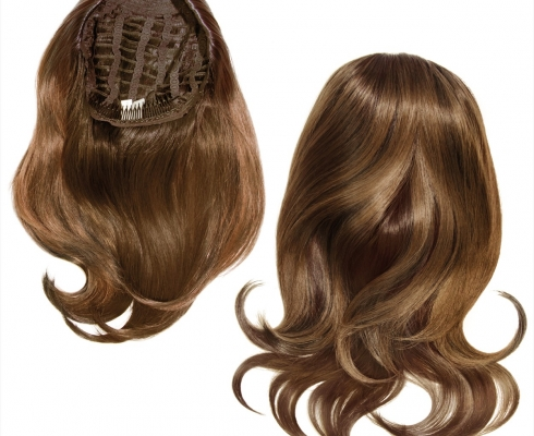 Balmain Hair Couture - Half Wig