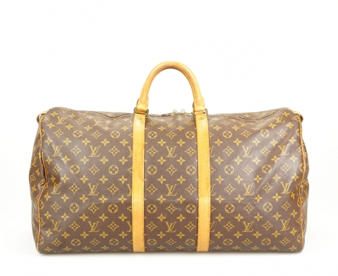 Louis Vuitton  - Louis Vuitton Keepall 55