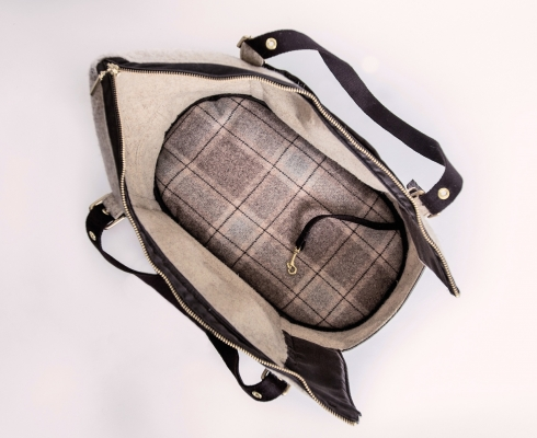 Cloud 7 - Hundetasche City Carrier Filz