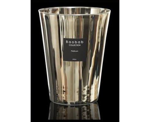 Baobab Collection - Duftkerze Platinum