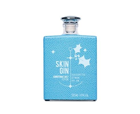 Skin Gin Christmas Edition - SKIN GIN - CHRISTMAS EDITION BLUE