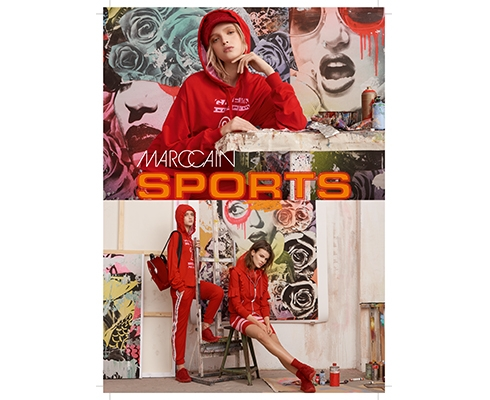 MarcCain - sportliches Outfit