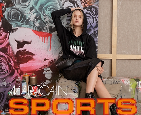 MarcCain - sportliches Outfit 2