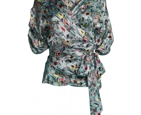 Minx by Eva Lutz - WICKELBLUSE SIRIE FLORAL