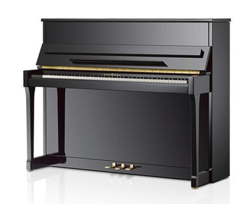 Schimmel - Schimmel Piano, Modell I 119 T, schwarz poliert