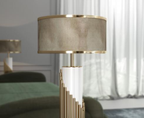 Exklusive Lampe Italy Stilpunkte
