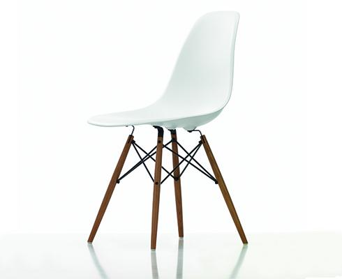 Vitra - DSW Eames Plastic Side Chair