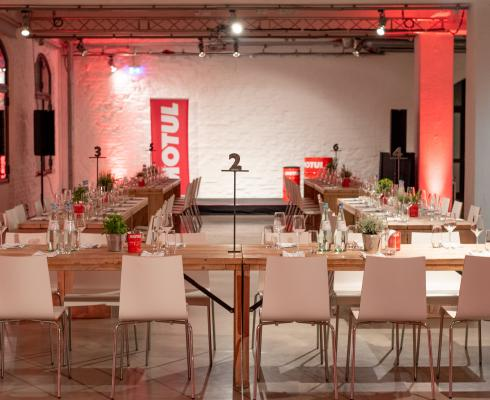 lemonpie Eventcatering GmbH - Deutsches Sport & Olympia Museum