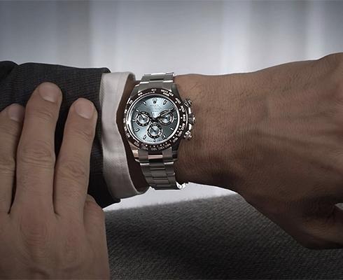 Rolex Daytona Platin