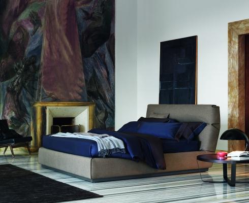 gentleman bett flou stilpunkte. Black Bedroom Furniture Sets. Home Design Ideas