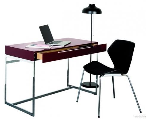 schreibtisch mell interl bke stilpunkte. Black Bedroom Furniture Sets. Home Design Ideas