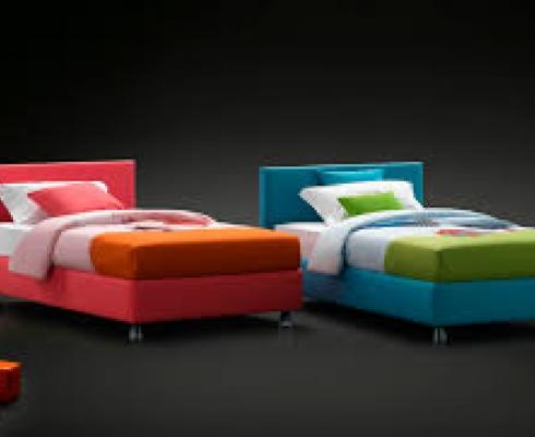 notturno bett flou stilpunkte. Black Bedroom Furniture Sets. Home Design Ideas
