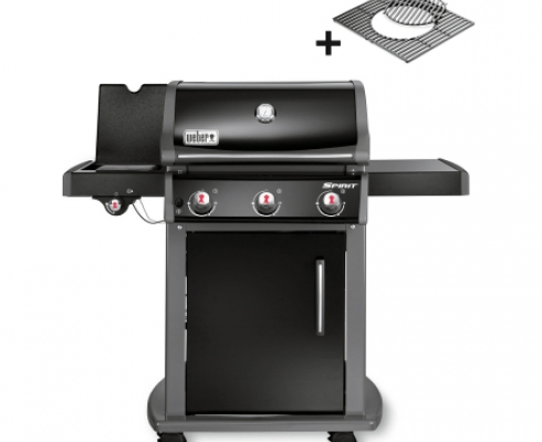 gasgrill spirit e 320 original gbs weber grill stilpunkte. Black Bedroom Furniture Sets. Home Design Ideas