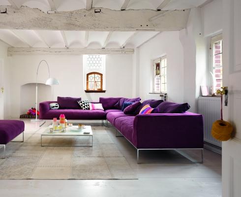 mell lounge cor stilpunkte. Black Bedroom Furniture Sets. Home Design Ideas