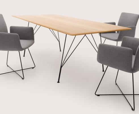 jalis tisch cor stilpunkte. Black Bedroom Furniture Sets. Home Design Ideas