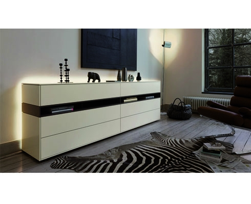 cube fine kommode interl bke stilpunkte. Black Bedroom Furniture Sets. Home Design Ideas