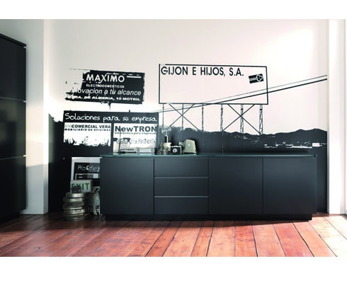 cube gap kommode interl bke stilpunkte. Black Bedroom Furniture Sets. Home Design Ideas