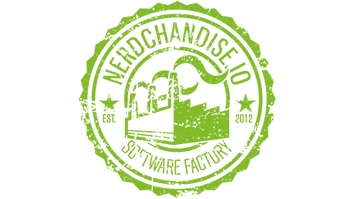nerdchandise software factory Logo
