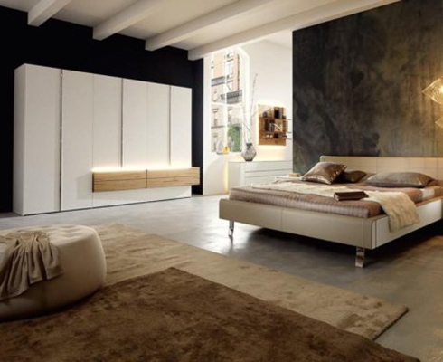 wohn und schlafzimmer programm gentis h lsta stilpunkte. Black Bedroom Furniture Sets. Home Design Ideas