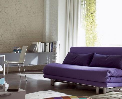 schlafsofa multy ligne roset stilpunkte. Black Bedroom Furniture Sets. Home Design Ideas