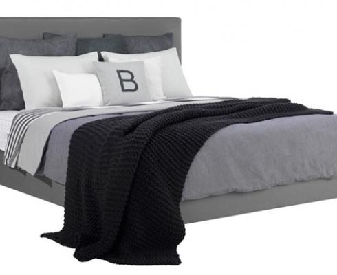 24 7 bett treca interiors paris stilpunkte. Black Bedroom Furniture Sets. Home Design Ideas