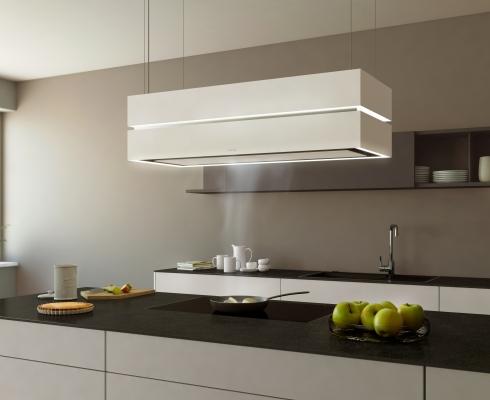 dunstabzug mit integriertem soundsystem berbel stilpunkte. Black Bedroom Furniture Sets. Home Design Ideas