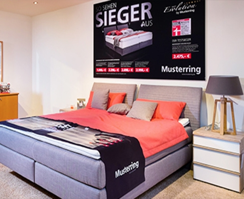 boxspringbett testsieger stiftung warentest musterring stilpunkte. Black Bedroom Furniture Sets. Home Design Ideas