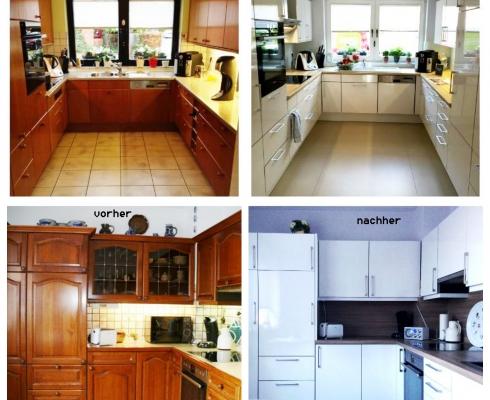 Sehr Küchen Modernisierung - STILPUNKTE XA09