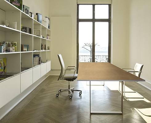 chefzimmer weko systemm bel gmbh stilpunkte. Black Bedroom Furniture Sets. Home Design Ideas