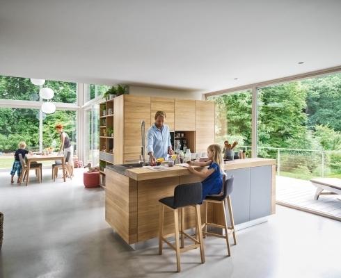 Küche Linee - STILPUNKTE