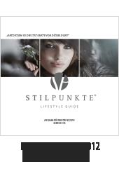 Stilpunkte Lifestyle Guide eMagazin Herbst/Winter 2012 - Düsseldorf