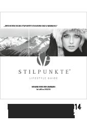 Stilpunkte Lifestyle Guide eMagazin Herbst/Winter 2013/2014 - Bonn und Umgebung