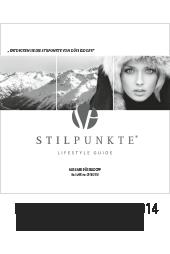 Stilpunkte Lifestyle Guide eMagazin Herbst/Winter 2013/2014 - Düsseldorf