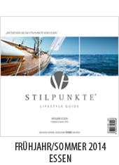 Stilpunkte Lifestyle Guide eMagazin 2014 - Essen