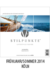 Stilpunkte Lifestyle Guide eMagazin 2014 - Köln