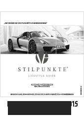 Stilpunkte Lifestyle Guide eMagazin 2014/2015 - Niederrhein