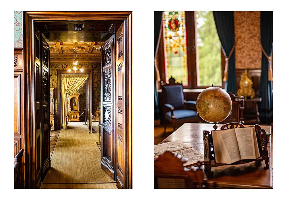 Stilpunkte-Blog: Interieuraufnahmen von Schloss Drachenburg am Drachenfels oberhalb von Königswinter. Copyright Tourismus NRW e.V.