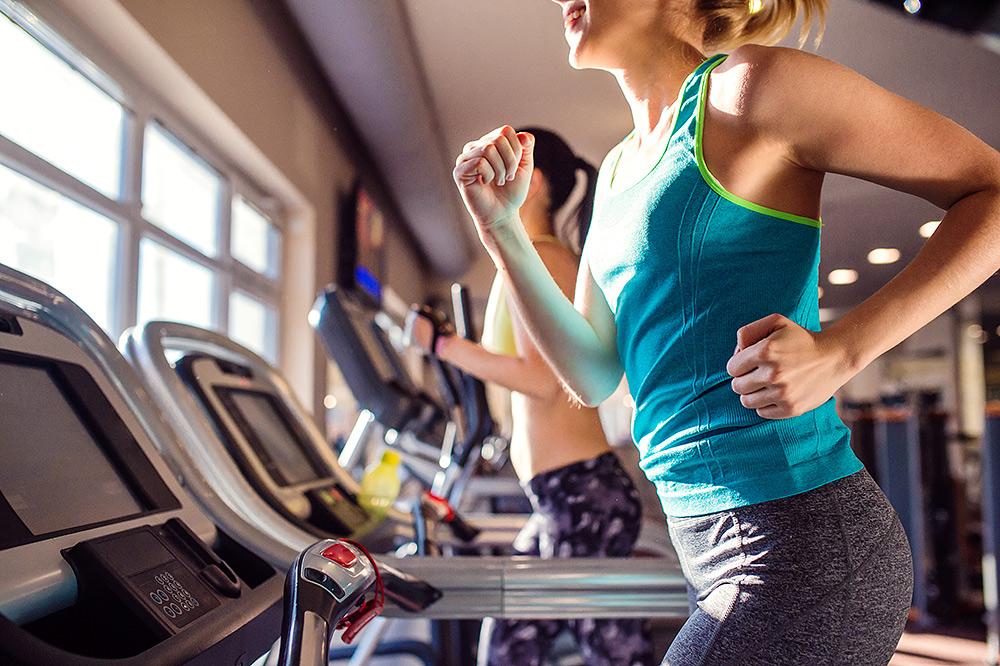 Stilpunkte-Blog: Fitnesstraining auf dem Laufband oder dem Crosstrainer, jetzt auch mit Datenvernetzung zum Leistungs-Vergleich mit Trainingspartnern und zur Beobachtung der eigenen Entwicklung
