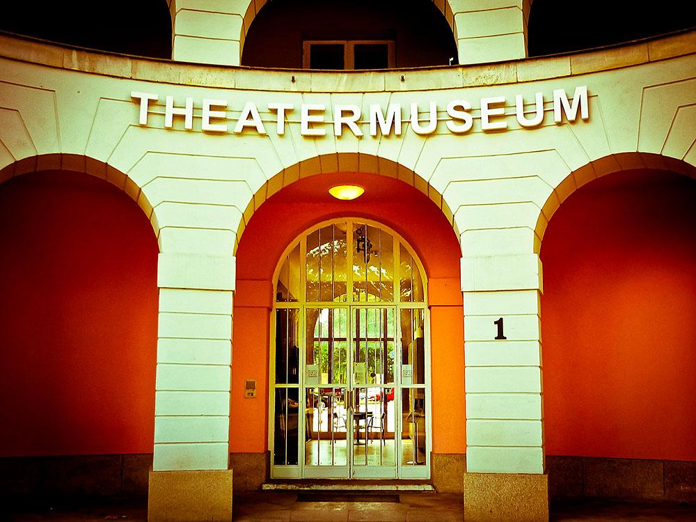 STILPUNKTE-Blog: Das Theater-Museum Düsseldorf nimmt an der Nacht der Museen 2019 teil.