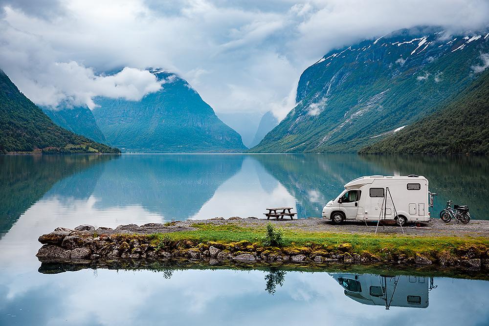 Stilpunkte-Blog: Camping und vor allem Caravaning gehört auch 2019 zu den beliebtesten Urlaubsarten der Deutschen.  Selbstbestimmtes, individuelles Reisen, Freiheit und Natur.