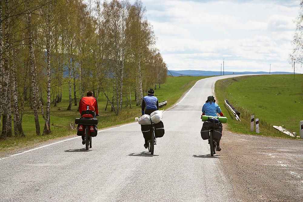 Stilpunkte-Blog: Fahrrad-Urlaub ist 2019 voll im Trend des Slow-Travel. Zeit in der Natur, sportliche Aktivität, frische Luft atmen.