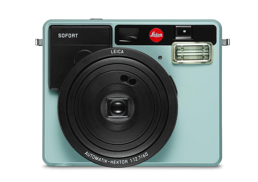 Stilpunkte-Blog: Leica Sofort, die Nobelversion der modernen Sofortbildkamera mit umfangreichen technischen Features.