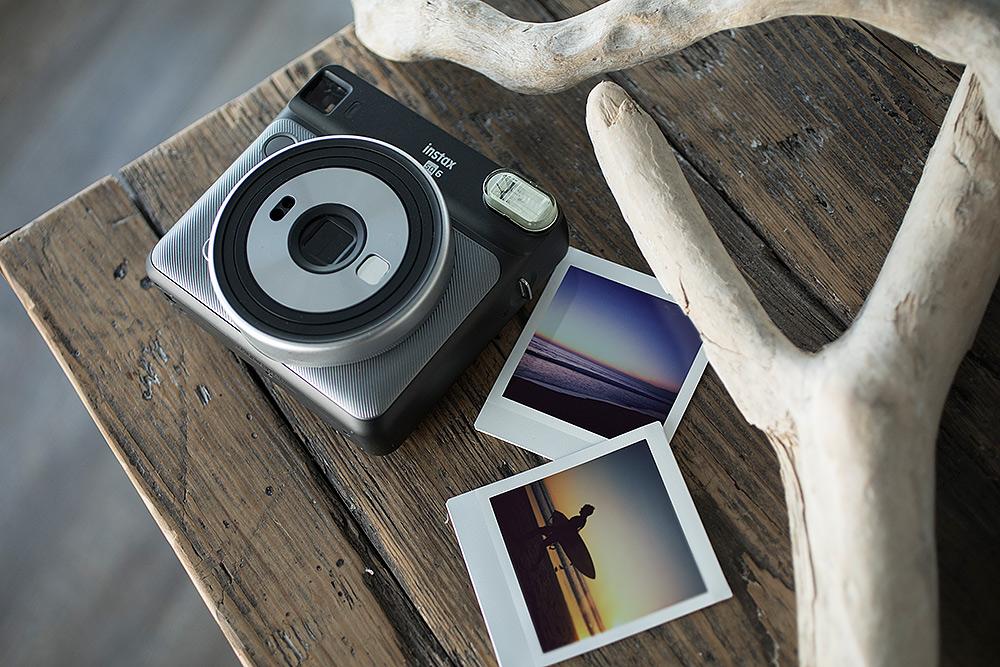 Stilpunkte-Blog: Moderne Sofortbildkamera SQ6 von Fujifilm lässt die Sofortbildfotografie wieder aufleben