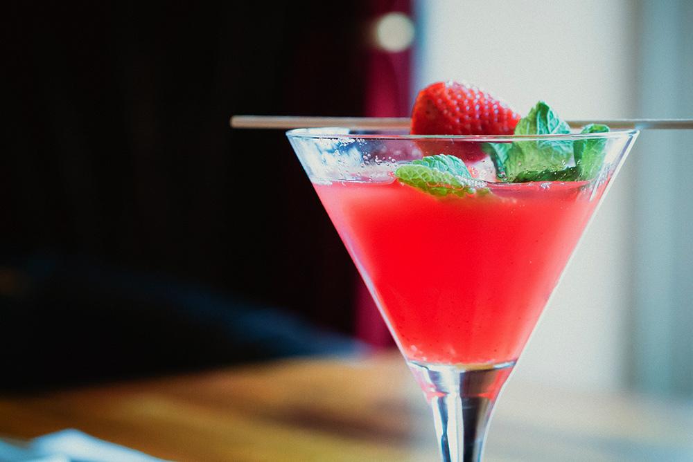 Stilpunkte-Blog: Der Strawberry-Daiquiri, Cocktail-Klassiker