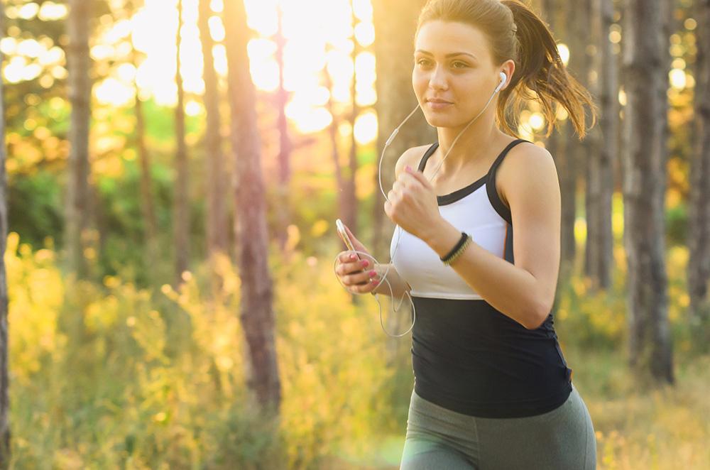 STILPUNKTE-Blog: Jogging Runner's High mit den richtigen Essentials