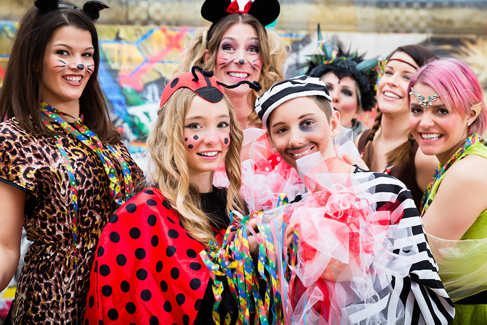 STILPUNKTE-Blog: Karneval 2019 in Köln. Foto: adobe stock